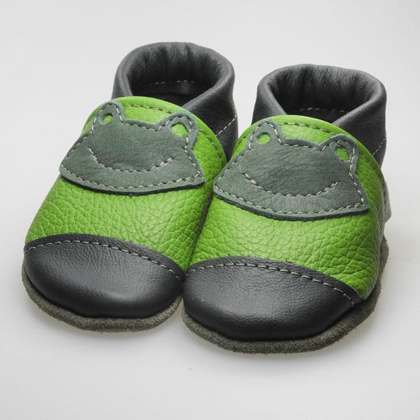 Grasgrün grüner Frosch