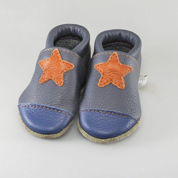 Puschen mit Stern
